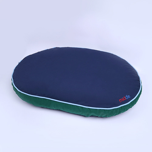 middle bed (navy green)