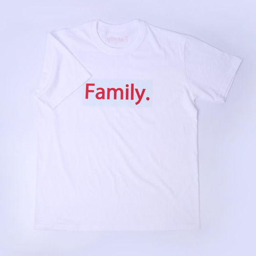 family couple top(sky blue)-human