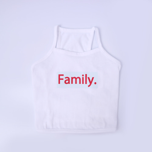 family couple top(sky blue)