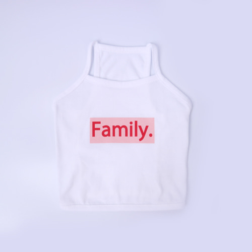 family couple top(pink)