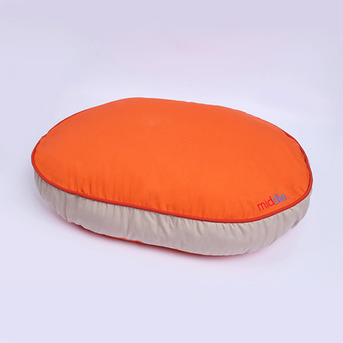 middle bed (orange)